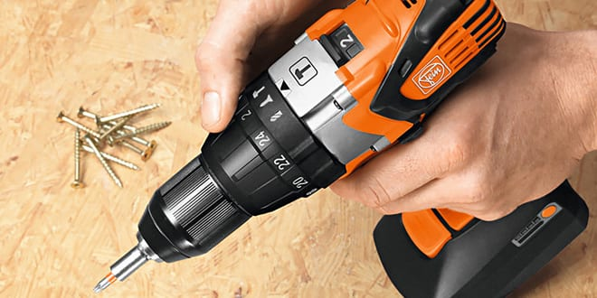 Popular - Tooling Up: The Fein Combo ASB14 Cordless Hammer Drill