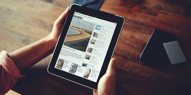 Popular - New digital version of Installer gives readers the content they want