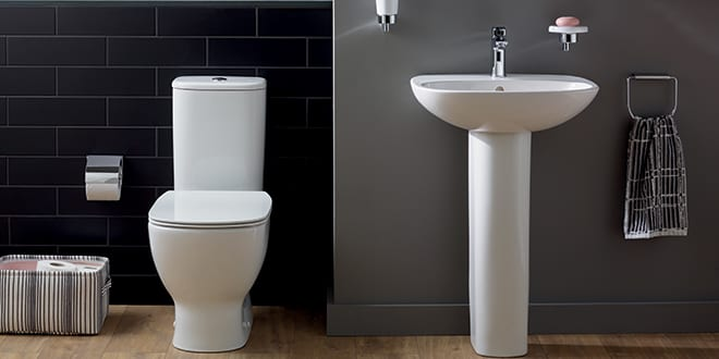 Popular - Ideal Standard launches Testi collection of ceramics, baths and fittings