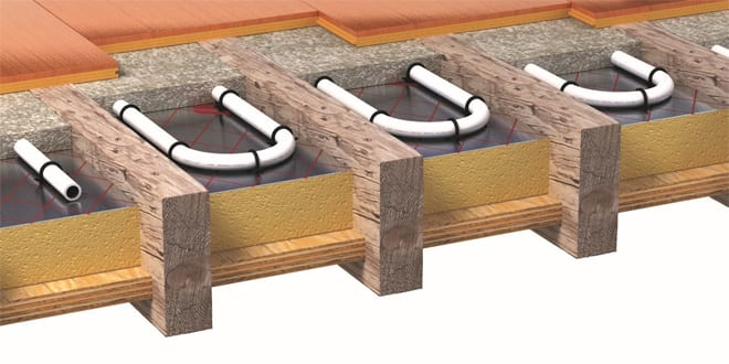 Popular - 5 things to consider when it comes to underfloor heating