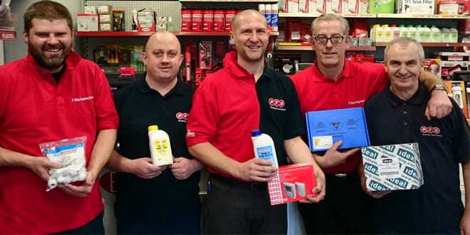 Popular - City Heating Spares now available for PTS and Travis Perkins customers