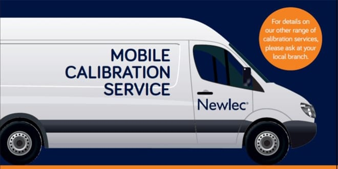 Popular - Newey & Eyre hits the road with mobile calibration tour