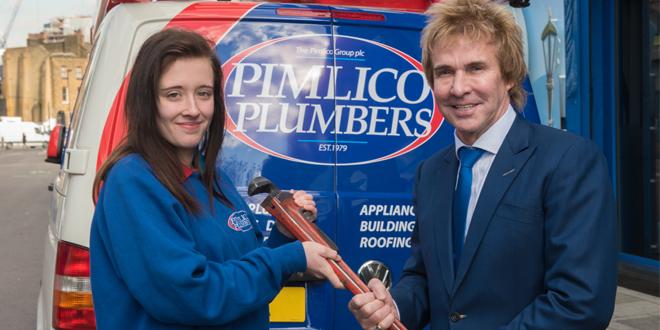 pimlico plumbers social media