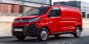 Get the first look at the new Citroën Dispatch at the CV show