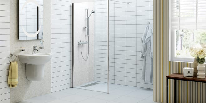 Popular - New AKW TriForm can help transform bathrooms into leak-proof wet rooms