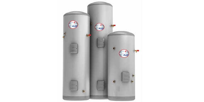 Popular - Kingspan Albion Ultrasteel range of hot water cylinders offers flexible and efficient solution
