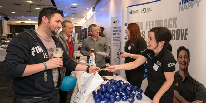 "Popular - ""Insightful"" Plumb Center Trade Talk roadshow getting good feedback from installers"