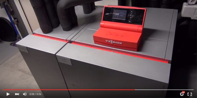 Popular - A closer look at the Viessmann Ice Store system