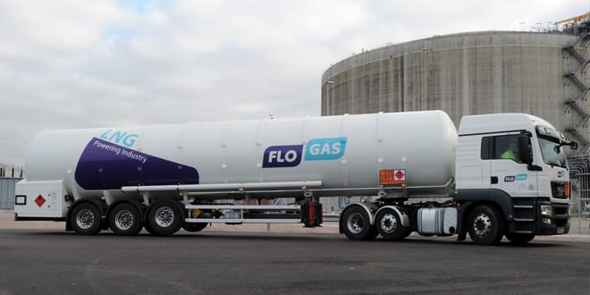 Popular - Flogas now supplying liquefied natural gas to four Scottish towns