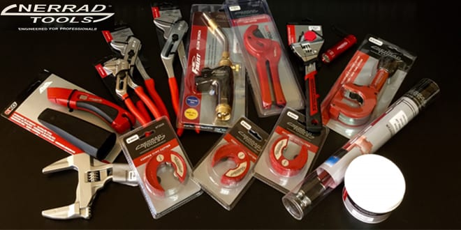 Popular - Win £300 worth of tools with Nerrad Tools
