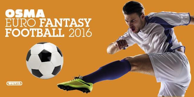 Popular - Wavin launces Osma Fantasy Football comp for Euro 2016