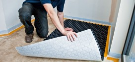 How to retrofit underfloor heating