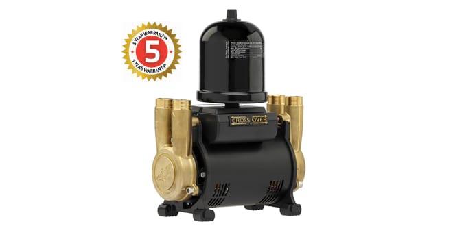 Popular - Salamander Pumps offering 5-year warranty of CT Force range