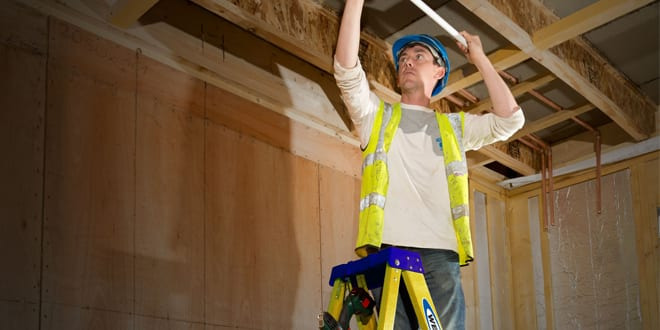 Popular - 3 things installers need to know about fibreglass ladders