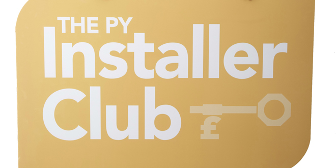 Be part of the next generation Installer Club