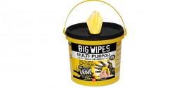 Big Wipes launches the 300-wipe Multi-Purpose Bucket