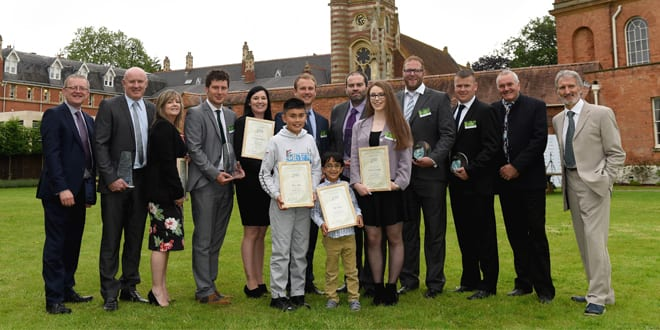 Popular - Worcester announces winners of its Environment 2020 Awards