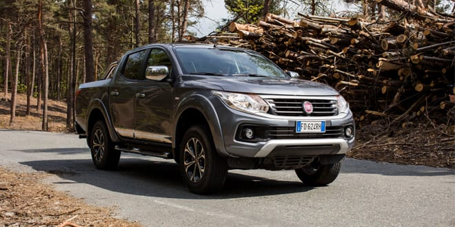 Popular - FIAT Professional Fullback pickup prices announced