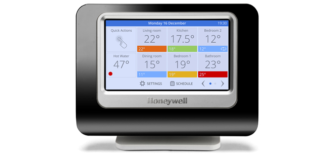honeywell off grid