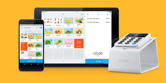 Popular - iZettle slashes transaction fees to help small businesses sell more and pay less