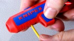 KNIPEX launches the ErgoStrip all-in-one cable stripping tool