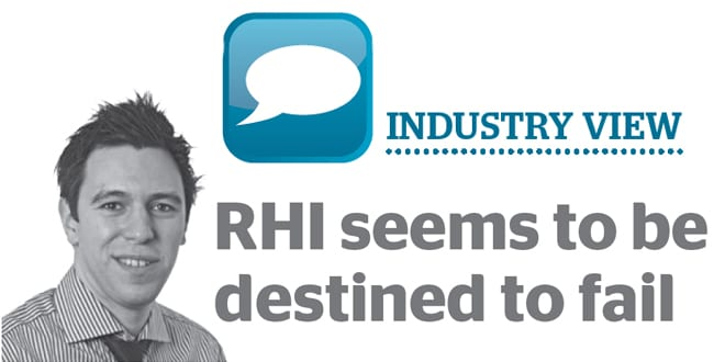 Popular - Is the RHI destined to fail?
