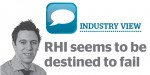 Is the RHI destined to fail?