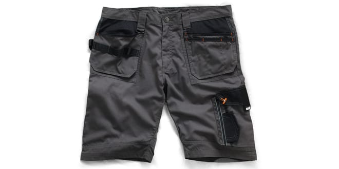 Popular - Get ready for work this summer with Scruffs Trade Shorts