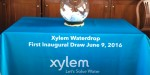 First three Xylem Waterdrop winners from the UK announced