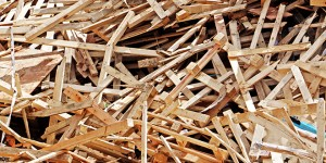 Using fuel made from UK waste wood could have a very positive impact on the biomass industry