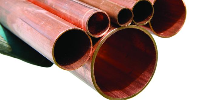 copper web