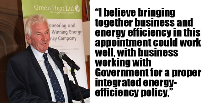 Popular - Green Heat welcomes appointment of Greg Clark as Secretary of State for Business, Energy and Industrial Strategy
