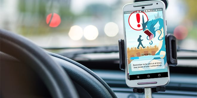Popular - Pokémon No – The RAC warns drivers not to play game while behind the wheel