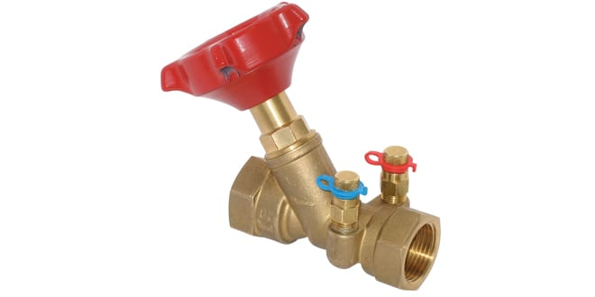 Popular - Pegler Yorkshire increases Static Valve offering