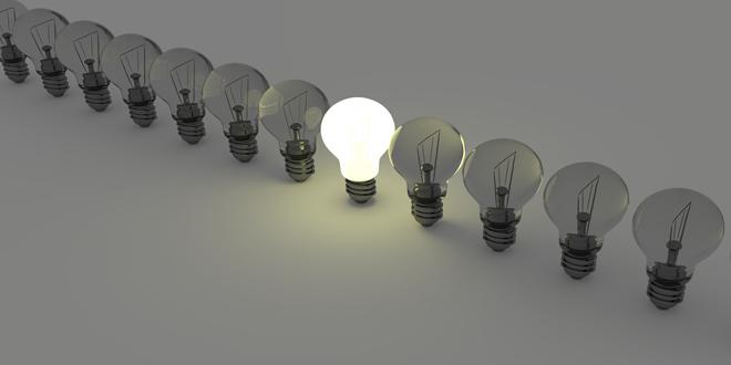 light on web