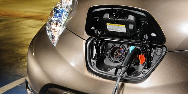 Popular - More electric car charging stations than fuel stations by 2020 – says Nissan