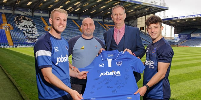 Popular - Glow-worm donates boiler to Portsmouth FC after theirs broke down