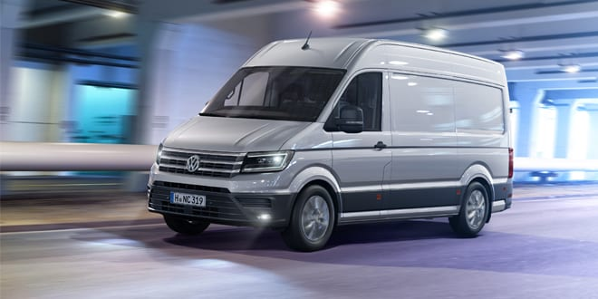 Popular - All-new Volkswagen Crafter