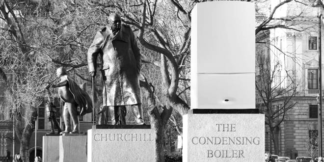 Popular - All hail the condensing boiler – The most successful carbon reduction measure