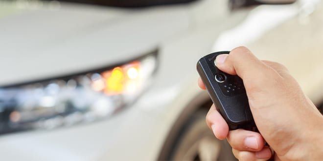 Popular - Over 40% of drivers have left their keys with a stranger