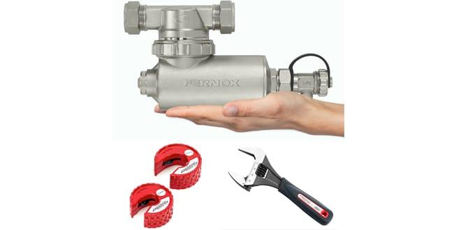 Popular - Free Nerrad tools when purchasing Fernox TF1 Omega Filters