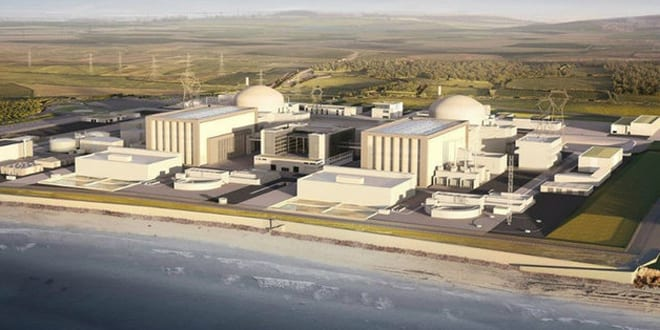 Popular - Hinkley Point C nuclear power station gets Government go ahead