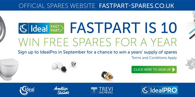 ideal pro fastpart