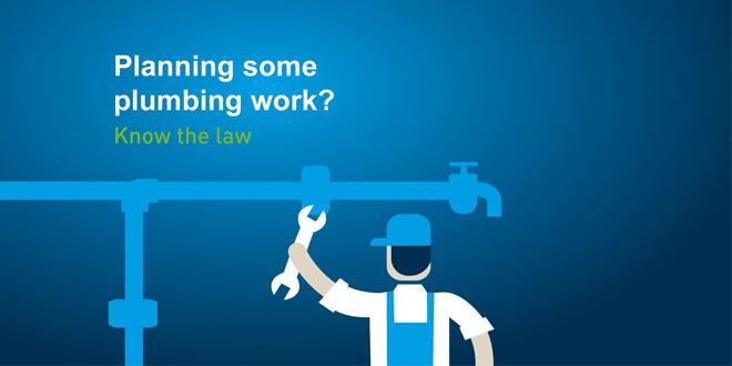 plumbing law