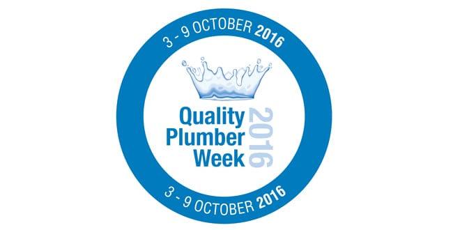 Popular - The APHC is encouraging installers to support Quality Plumber Week