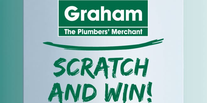 Popular - Win a holiday this heating season with Graham's new scratch card promotion
