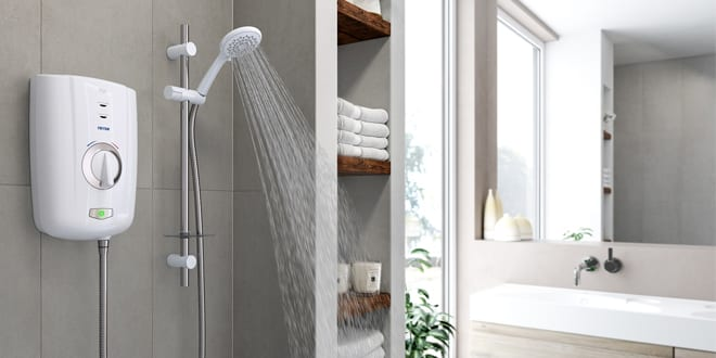 Popular - Triton launches new T150+ shower