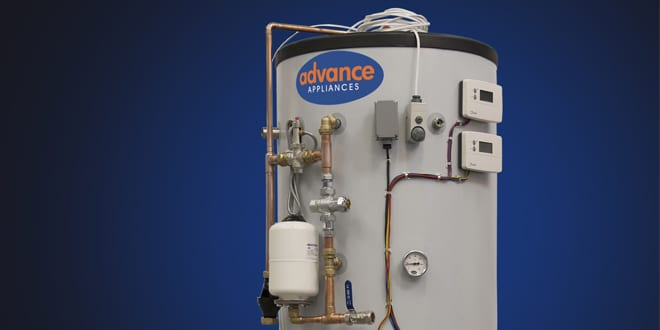 Popular - Solid Fuel Universal Thermal Store gets HETAS approval