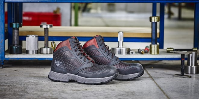 Popular - Dr. Martens launches revolutionary DM's Lite footwear collection