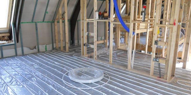 Popular - The tricks and treats to installing ground source heat pumps in historic builds